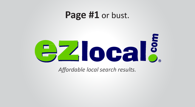 Affordable local search results
