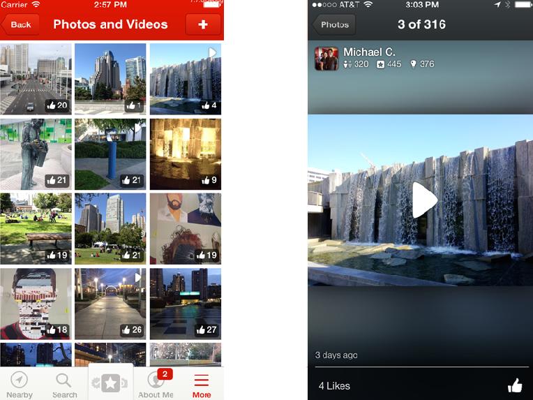 Yelp Video Reviews Screenshot 5