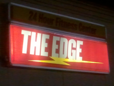The edge 24 hr fitness center health club belvidere for 24 hr tanning salon
