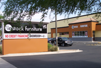 Shop homephoenix arizona dining standard furniture store for Affordable furniture tempe az