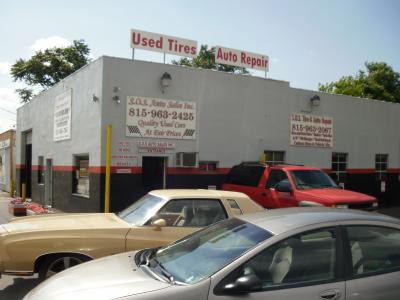 sos tire automotive  auto sales auto repair shop rockford il