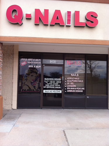 Q Nails Nail Salon Westminster Co 80031