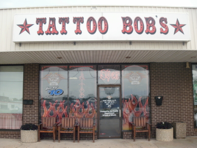tattoo bob 39 s tattoo shop rockford il 61114