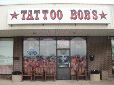 Tattoo bob 39 s tattoo shop rockford il 61114 for Tattoo shops in illinois
