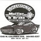 Professional Muffler & Brake in Battle Creek