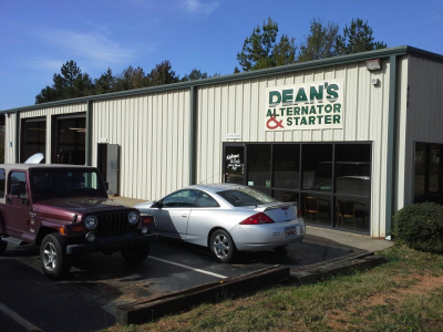 Auto Repair Shop Mauldin