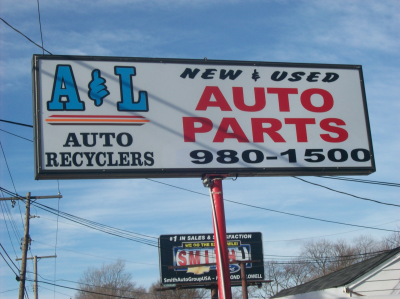 Used Auto Parts Store Gary