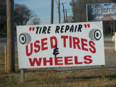 Used Auto Parts Store