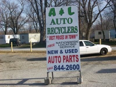 A & L Auto Recyclers in Gary