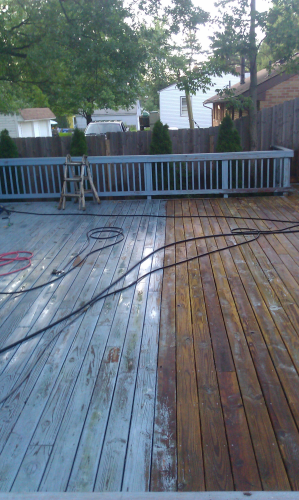 Protect A Deck & More in Strongsville