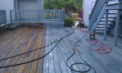 Protect A Deck & More