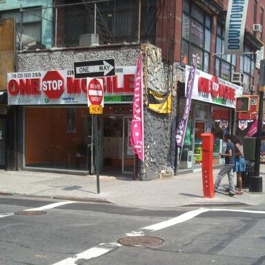One Stop Mobile Cell Phone Store Brooklyn Ny 11217