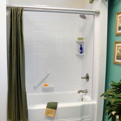 Bath fitter of augusta bathroom remodeler augusta ga for Bath remodel augusta ga