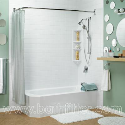 Bath fitter bathroom remodeler columbia sc 29201 for Bathroom refitters