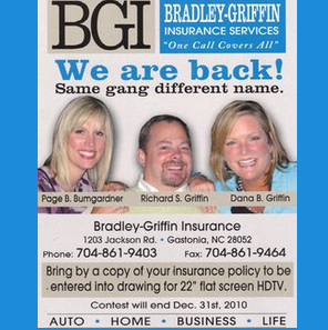 Insurance Agency Gastonia