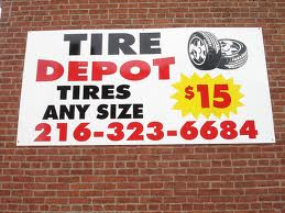 Tire Shop Brook Park