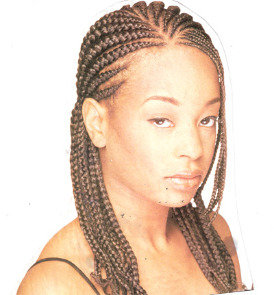 Benin African Hair Braiding Salon