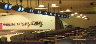 Ambassador Bowling Lanes in Cleveland