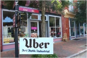 Uber Art Antik Old Towne Petersburg Antique Store