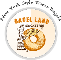 Bagel Land in Winchester