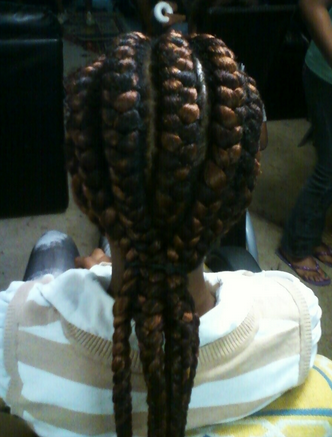 CJ Professional African Hair Braiding in Cleveland