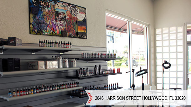 Miami Tattoo Supplies