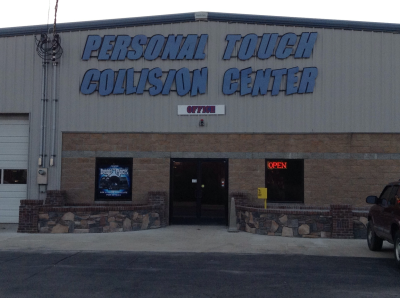 Personal Touch Collision Center in Lawrenceburg