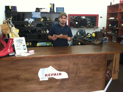 Shoe Repair Mayfield Road