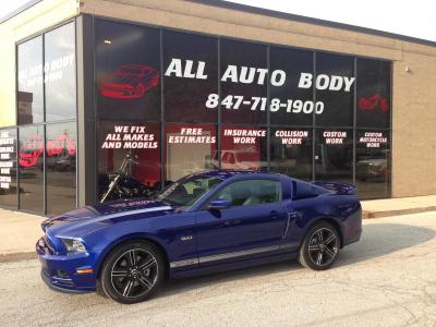 Elk Grove Village Auto Body Shop