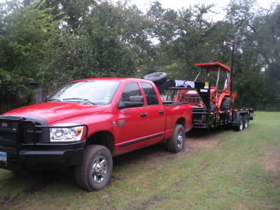 Travis Long Construction & Equipment Services in Harker Heights