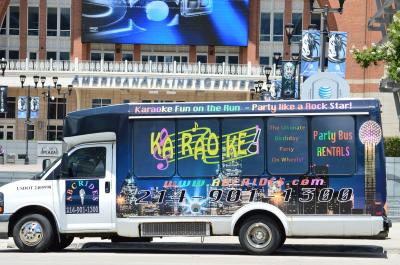 ABC Rides - Limo & Karaoke Party Bus Rental