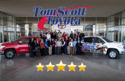 Tom Scott Toyota Used Car Dealer Nampa Id 83687